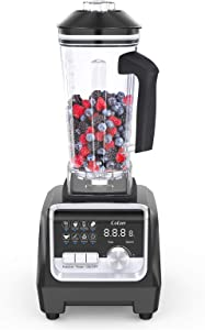 Professional Countertop Blender, Colzer 2200-Watt Blender for Shakes and Smoothies, Smoothie Blender with 7 Pre-programmed Settings & 9-Speed Control,High Speed Blender for Kitchen for Smoothies