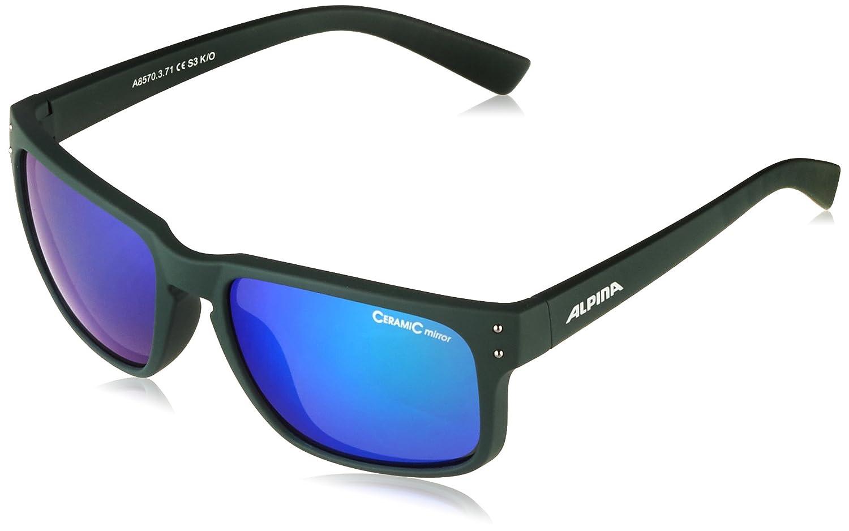 Alpina Kosmic Outdoorsport-Brille, Nightblue Matt, One Size
