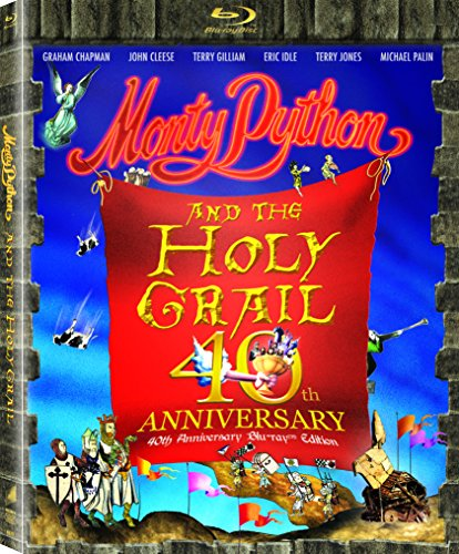 VHS : Monty Python and the Holy Grail [Blu-ray]