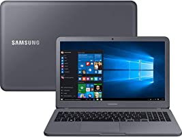 "Notebook Samsung Expert X50, Intel Core i7 8550U, 8GB RAM, HD 1TB, NVIDIA GeForce MX110, Tela 15.6"" LED, Windows 10,..."
