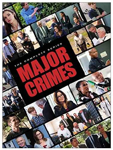 Major Crimes: The Complete Series (DVD) (Tv Series Major Crimes)