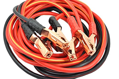 best jumper cables, XINCOL Heavy Duty 1-Gauge Ultra 2500A