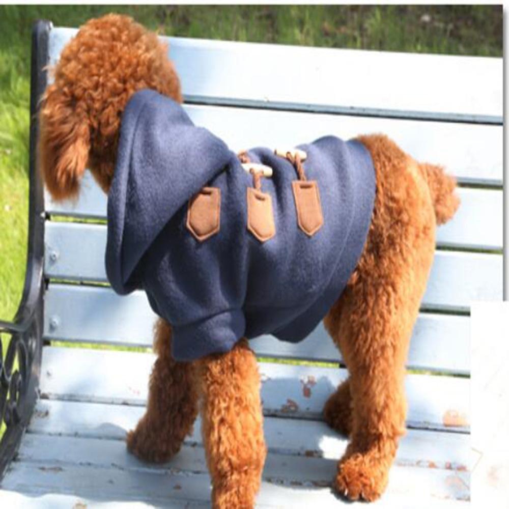 LVRXJP12 Haustier Hund Winter Kleidung Baumwolle Holz productionrow Schnalle beidseitig Velour Doppelmanschetten Einfach zu tragen Warm halten bequem B07L86L2HX Verkleidungen & Kostüme Überlegen     | Ein Gleichgewicht zwischen Zähigkeit und Härte