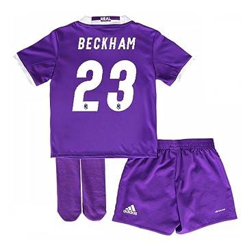 Real Madrid 16  quot 17 Away Mini Football Kit 2989337b7