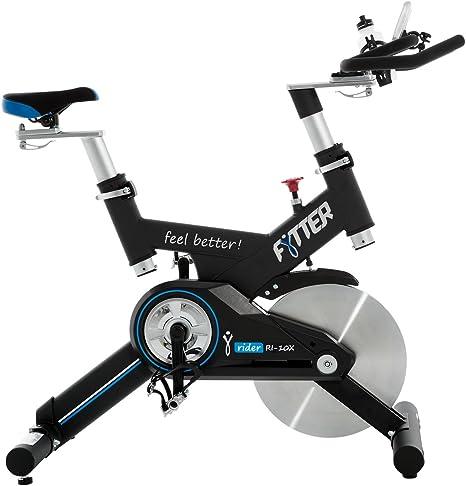 FYTTER - Bicicleta De Spinning Ri-10X: Amazon.es: Deportes y aire ...
