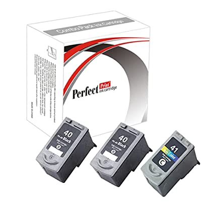 PerfectPrint - 3 cartuchos de tinta compatibles para CANON PIXMA ...