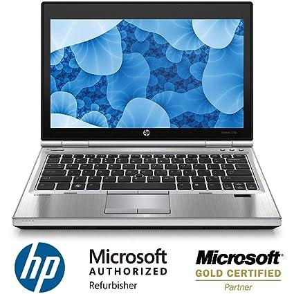 Amazon com: HP EliteBook 2570p 12in Notebook PC - Intel Core i5