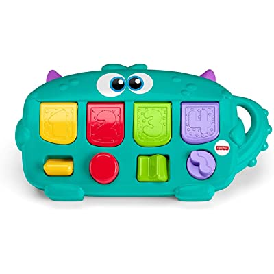 Fisher-Price Monster Pop-Up Surprise: Toys & Games