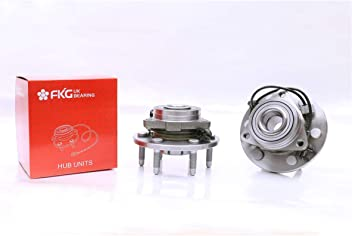 Front Wheel Hub Bearing for 2003 2004 Ford Crown Victoria ALL TYPES 2 Pair