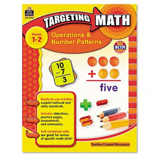 Teacher Created Resources Targeting Math, Operations/Number Patterns, Grade -