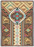 Pure Country Inc. Peruvian Blanket Tapestry Throw