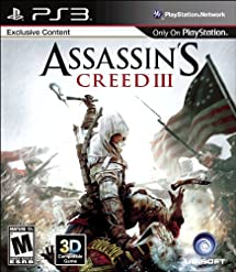 Assassin's Creed III with Steelbook
