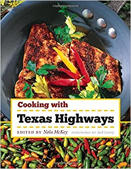 Book Cooking with Texas Highways