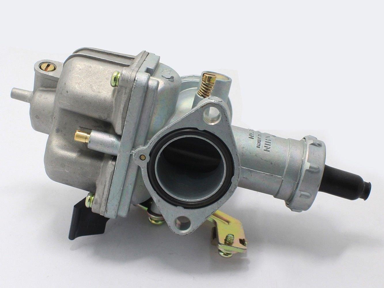 Auto-Moto Carburetor W//Air Filter for Honda ATV Big Red ATC200E ATC200ES ATC200M TRX250X TRX250EX Carb