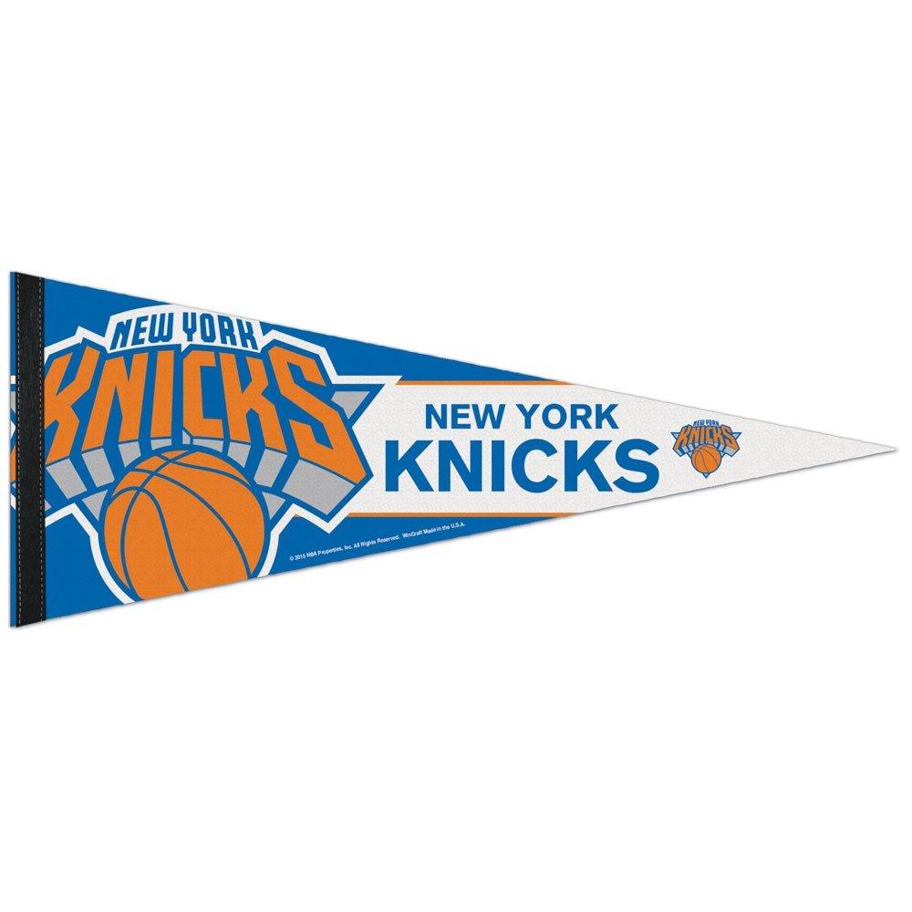 12 X 30 WinCraft NBA 69681014 New York Knicks Premium Pennant