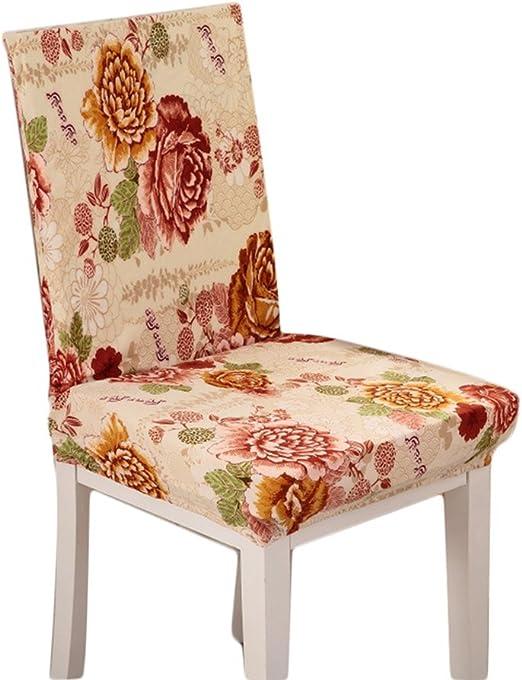 nikgic funda silla sala a comedor/revetement funda Elastique ...