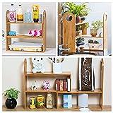 Magshion FOLDSHELF-10 Plant Display Stand, Storage Customizable, Multifunctional Kitchen Rack, Office Shelf, Natural