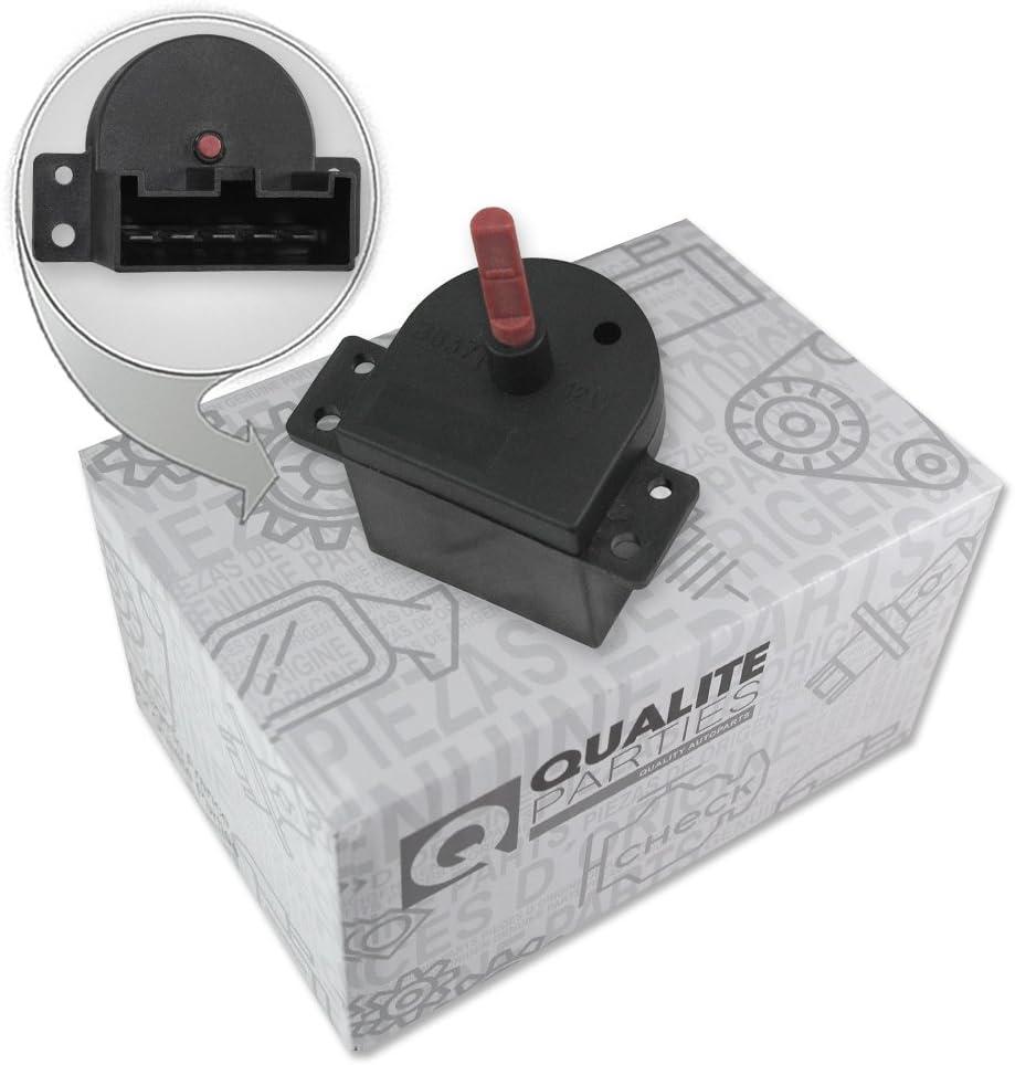 Interruptor de ventiladores Obstrucción Resistor (tand Calefacción Interruptor