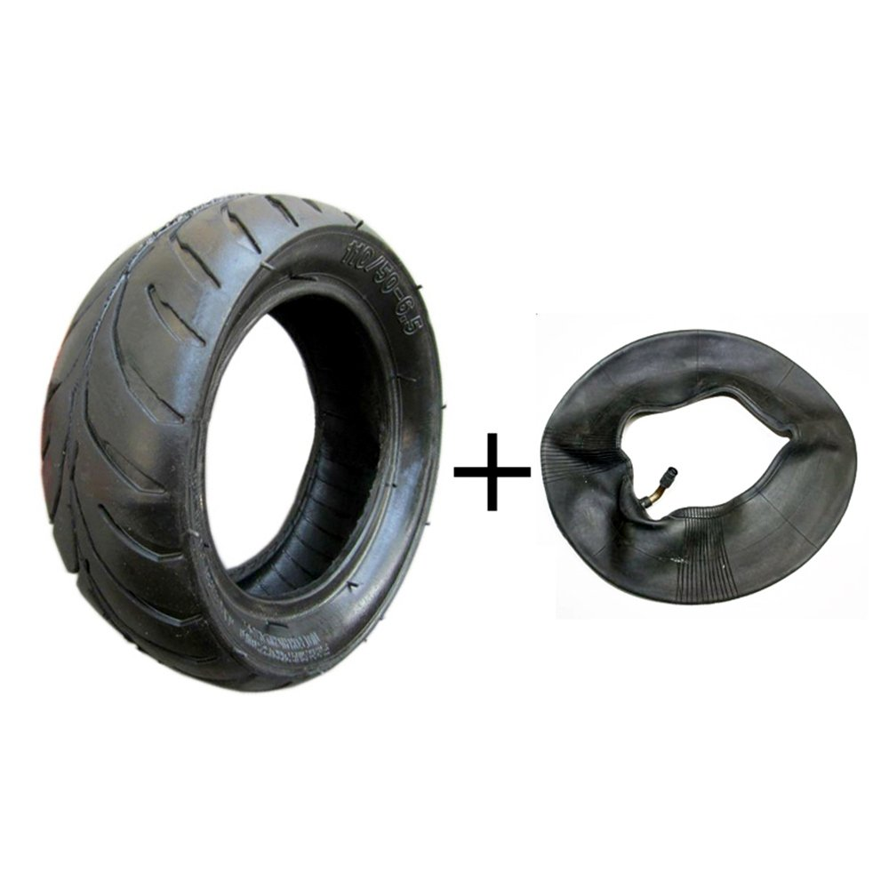 Amazon.com: JCMOTO Tire and inner tube kit 110/50-6.5 fo 38cc 47cc ...