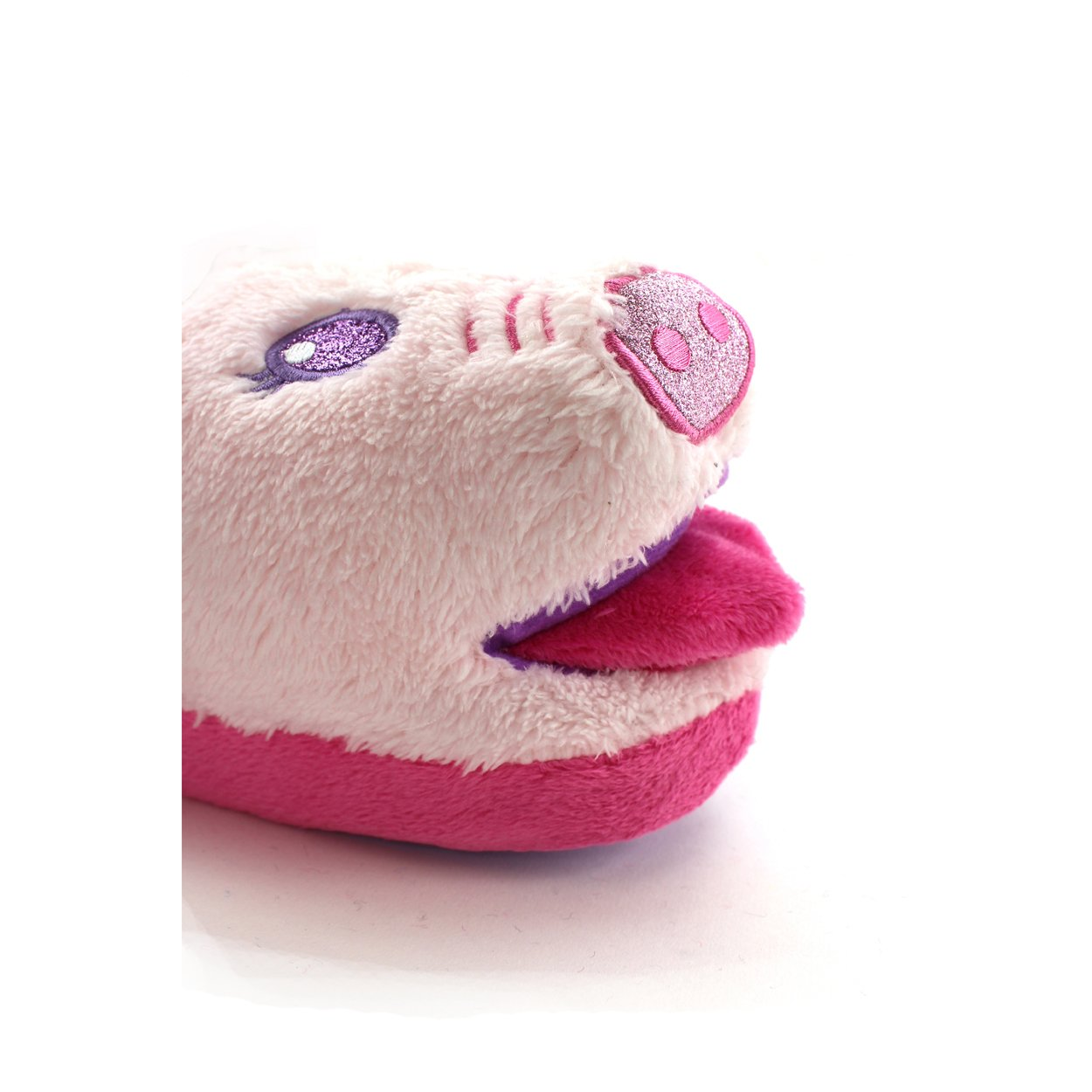 Wiggle Warms Angel the Pig Kids Scuff Slippers manufacturer