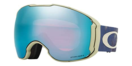 8c9f4a25ada Image Unavailable. Image not available for. Colour  Oakley Airbrake Asian  Fit Snow Goggle