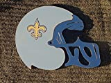 New Orleans Saints Wall Plaque Personalized Wall Hang Mirror sign NFL