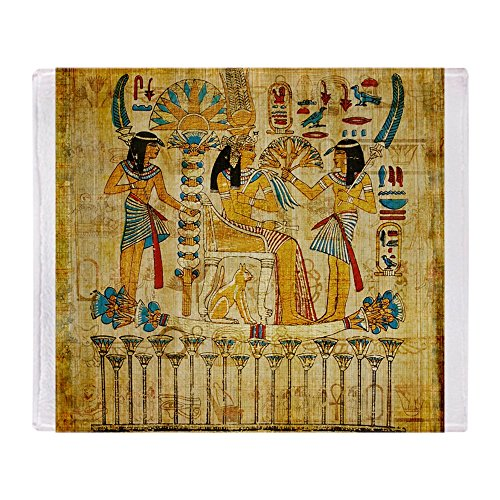 CafePress - Ancient Egypt Wall Scroll Tapestry Heiropglyphic