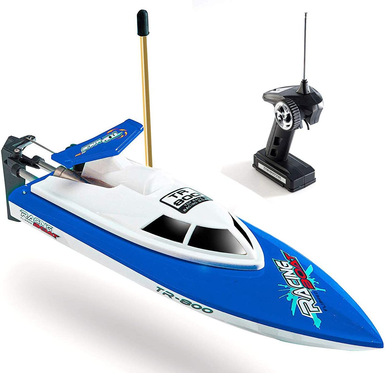 Top 5 Best RC Boat for Kids Reviews in 2020 4