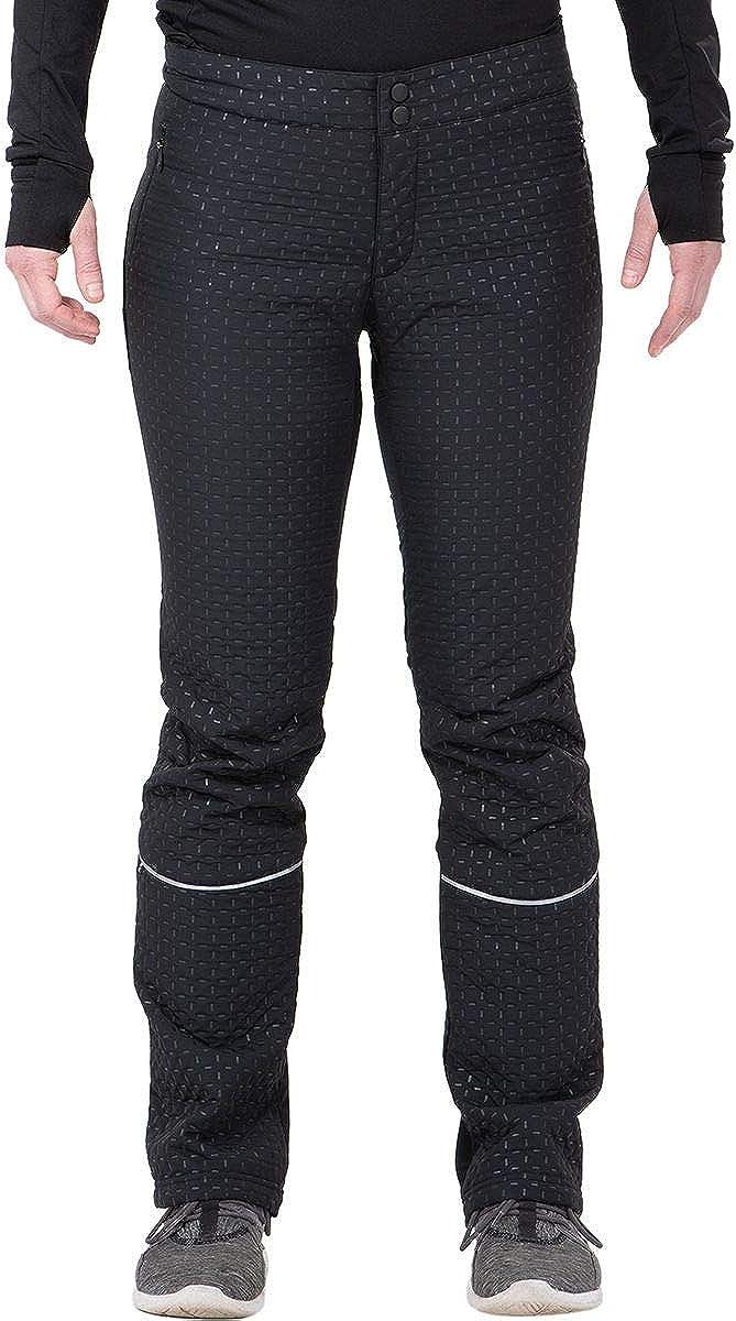 Swix Menali Quilted XC Ski Pants Womens Sz M Black : Sports & Outdoors