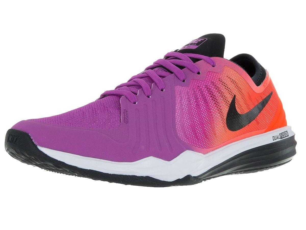 Prisionero de guerra mecanógrafo alfiler  Buy Nike Women's W Dual Fusion Tr 4 Print Hyper Violet/Black Multisport  Training Shoes-5 (81902201) at Amazon.in