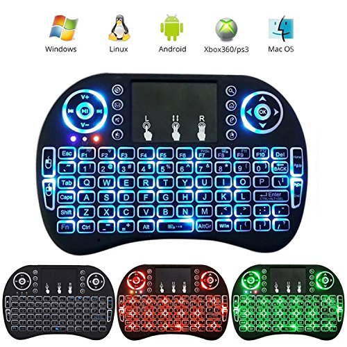 Leegoal Wireless Keyboard Portable Touchpad