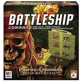 Battleship Command Pirates of the Caribbean