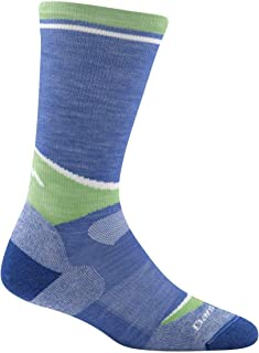 product image for DARN TOUGH (Style 1858) Women's Larissa Snow Sock - Swedish Blue, Large