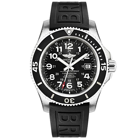 Breitling A17392D7-BD68-152S - Reloj suizo automático para hombre: Amazon.es: Relojes