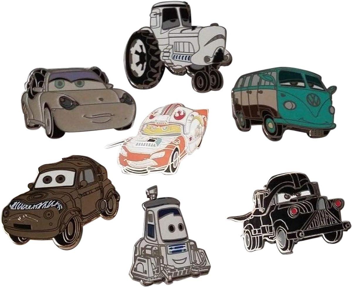 Disney Pin *Star Wars {Cars}* Mini Pin Collection Luigi as C-3PO!