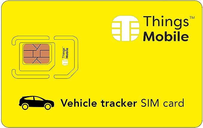 $10 SIM Card for GSM GPS Tracker Pet Senior Kid Child Car SmartWatches Roaming