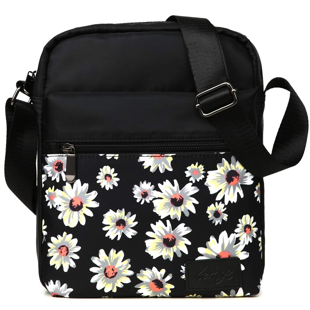 113ed22096 Small Crossbody Purse Printed Messenger Bag Travel Shoulder Bag for Girls  and Women Jimei Leather Factory
