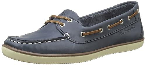 TBS Clamer F7, Mocasines para Mujer, Azul (Marine), 41 EU: Amazon.es: Zapatos y complementos
