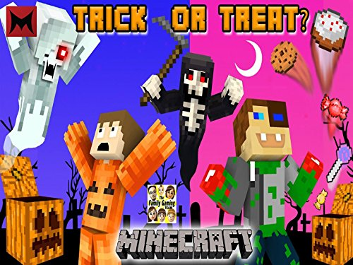 Halloween Trick or Treat Candy Run Challenge