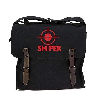 Punisher Skull Heavyweight Canvas Medic Shoulder Bag
