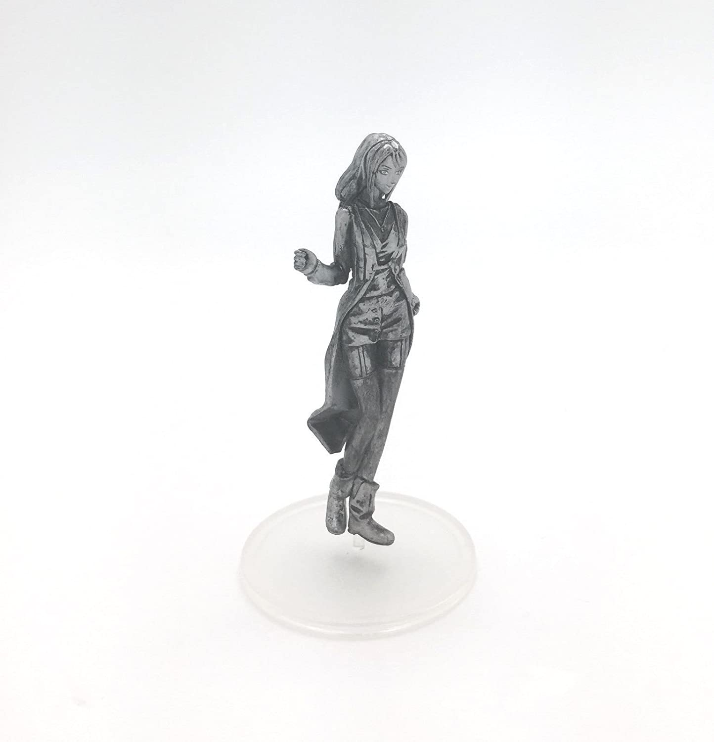 Final Fantasy Trading Arts Vol.1 Metallic RINOA Figure