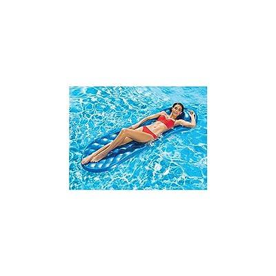 SwimWays AQUARIA Monaco Lounge, Blue: Toys & Games