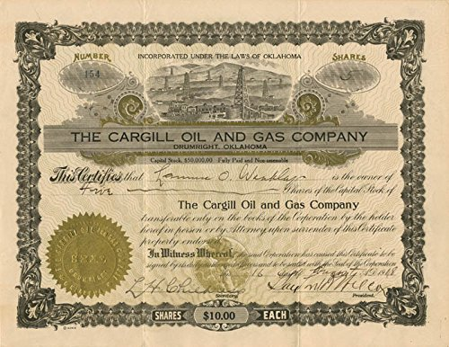 cargill-oil-and-gas-company