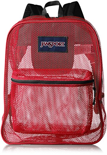 JanSport Mesh Pack (High Risk Red)