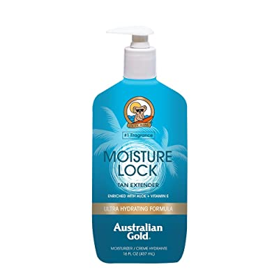 Australian Gold Moisture Lock Tan Extender Lotion