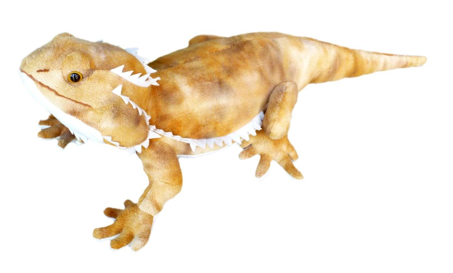 Adore 21'' Pogo The Bearded Dragon Lizard Stuffed Animal Plush Toy by Adore Plush Company