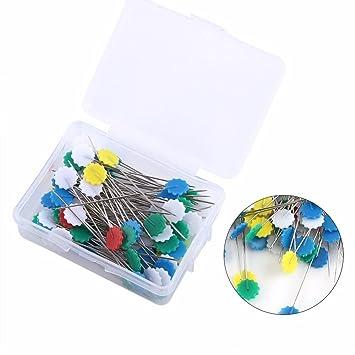 Amazon.com: Hasew - 100 piezas de accesorios de costura de ...