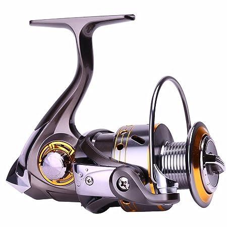 Review Sougayilang Fishing Reel Spinning