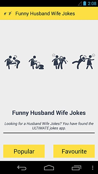 Amazoncom Funny Husband Wife Jokes Appstore For Android