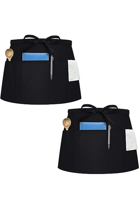 Unisex Belt Apron Adar Universal Belt Apron 2 Pack